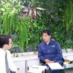 石井社長から学ぶ! ~はたらくことで幸せを共有する~についてのインタビュー