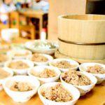 玄米和食が中心の保育園、味噌は園児の手作り